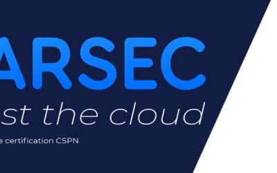 PARSEC, en cours de certification CSPN